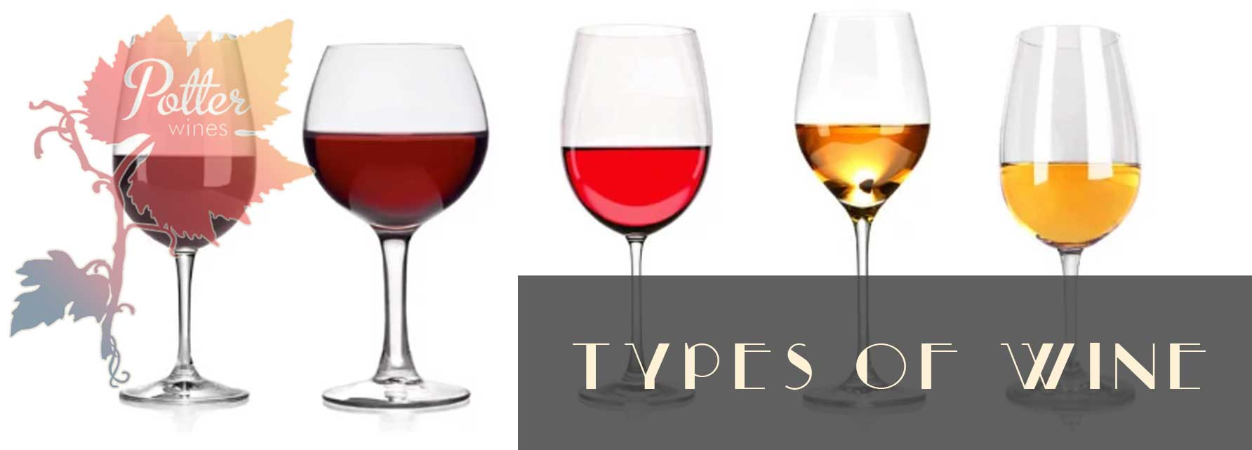 Types of Wine